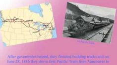 Video telling about the history of CPR. Canadian Pacific Railway, Canadian History, Social Studies, Vancouver, Documentaries, Gold Rush, Faces, Canada, Guys