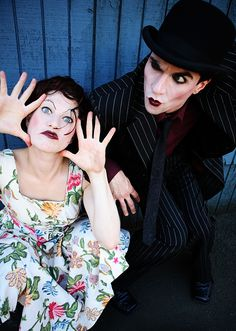Dresden Dolls... Awesome
