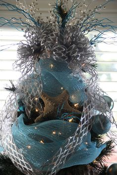 1000+ images about Beach Christmas Trees on Pinterest ...