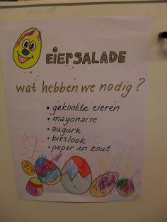 Eiersalade recept van Psz Haasje Over, Helmond