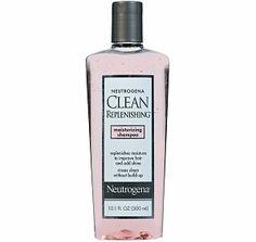 Neutrogena - Clean Replenishing Shampoo need