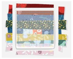 Reduce Your Fabric Stash by String Quilting - Administration - Quilters Club of America