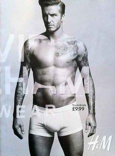 Ah David Beckham