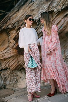 Street Style at Australia Fashion Week in Sydney