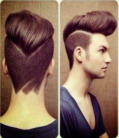 Model Rambut Undercut Terbaik