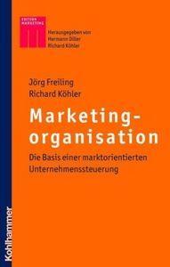 Es gibt viele Marketingbücher, aber nur sehr wenige über die Gestaltung der Marketingorganisation. Dabei kommt es bei der konkreten Umsetzung marktorientierten Denkens entscheidend darauf an, dass geeignete Strukturen und Prozesse geschaffen werden. Die Autoren gehen auf Regelungen ein, die kundengerichtete Abläufe verbessern und die Zuständigkeiten problementsprechend strukturieren und berücksichtigen dabei auch informationstechnische Unterstützungssysteme.... ISBN: 978-3-17-020078-4