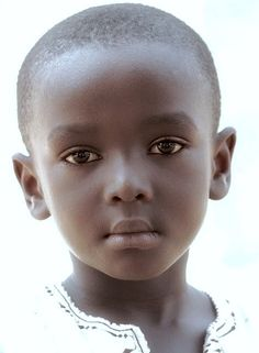 Africa: Un Ange. Image by Laurent.