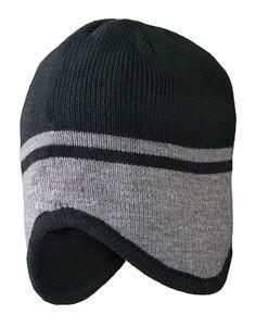Men's Beanies: Earflaps - Screamer Hats