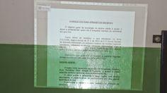 E.E. Profº  Durval Guedes de Azevedo: Alunos do 3ª Série apresentando trabalho.