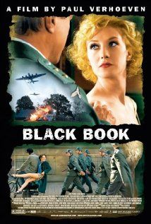 BLACK BOOK (2006). Rachel Stein is a beautiful Jewish woman who averts Nazi capture, then assumes a new Aryan identity and joins the Dutch resistance movement. A local leader persuades her to seduce a Nazi commander and take down the enemy from within.