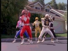 New trendy GIF/ Giphy. dance dancing celebrate power rangers. Let like/ repin/ follow @cutephonecases