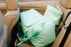 Lonestar State of Southern  - I want the mint medium duffel and the mint make up case!!
