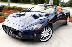 2015 Maserati GranTurismo  MSRP: $154,215  SPECIAL PRICE: $139,215 http://www.naplesluxuryimports.com/maserati-specials.html