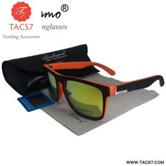 bf96439b1ea High Quality Square Design Polarized Sunglasses Men Women Polarized  Sunglasses