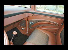 Ford F100 door panel