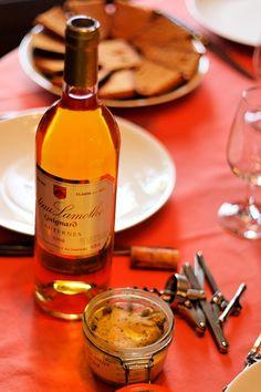 Foie Gras et Sauternes
