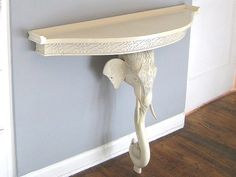Elephant Table by Gampel Stoll...I will find a table I love one day.