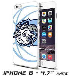 NCAA NC University of North Carolina Tar Heels #9 , Cool iPhone 6 - 4.7 Inch Smartphone Case Cover Collector iphone TPU Rubber Case White [By PhoneAholic] Phoneaholic http://www.amazon.com/dp/B00XYEH9QM/ref=cm_sw_r_pi_dp_gdFxvb1J57MKH