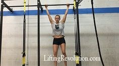14 Pull-up Variations To Make You Feel Like Wonder Woman | Lifting Revolution