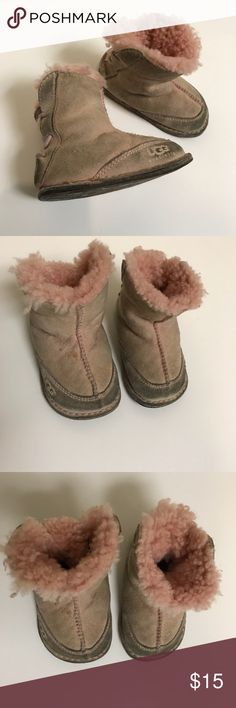 Tutorial How to Crochet Baby Ugg Boots | UGG Boots | Pinterest | Crochet  baby, Crochet and Tutorials