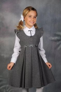 47 Rustic Kids Winter Outfits Ideas That You Need To Have Little Girl Dresses, Girls Dresses, Dresses 2016, Skirt Fashion, Fashion Dresses, Fashion Clothes, Style Clothes, Fashion Styles, Girl Dress Patterns