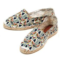 Gaimo Liberty London Espadrilles | Spanish Fashion - SPANISH SHOP ONLINE | Spain @ your fingertips #liberty #london #espadrilles