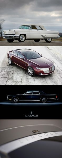 1000 Images About Lincoln What A Luxury Car Should Be