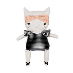 Kitty zachte kat pop van studiobundisshop op Etsy