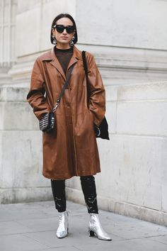 The+Best+Street+Style+At+London+Fashion+Week+SS18+#refinery29+http://www.refinery29.uk/2017/09/170850/street-style-london-fashion-week-ss18#slide-66