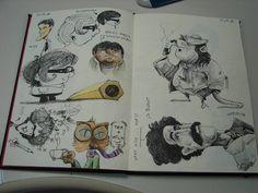 Laqua Parla - Cartunista e Animador