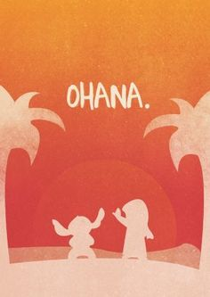 Disney Lilo and Stitch Illustration