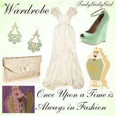 """Disney Style: Wardrobe"" by trulygirlygirl on Polyvore"