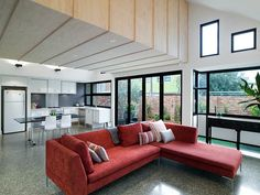 #Over40andKillingitLifestyle #LuxuryLiving  North Fitzroy Renovation by Architecture Matters
