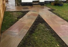 Garden Design and Build all-in-one solution based in Salisbury, Wiltshire Paths, Garden Design, Sidewalk, House Ideas, Building, Side Walkway, Buildings, Walkway, Landscape Designs