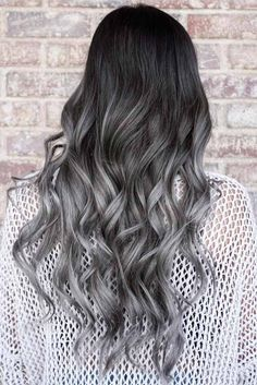 Ash blonde and silver ombre hair styles are almost new trends in the beauty world. They have entered this scene not a long time ago but are already admired and worn by a lot of celebrities, beauty gurus, and fashion bloggers.