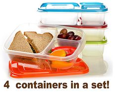 Container Set 4-Pack