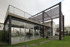 Casa club Insignia hábitat. Diseño Arq. Miguel Echauri y Arq. Álvaro Morales.