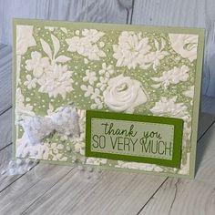 f22db11889ec62 55 Best Embossing folder images in 2019   Handmade cards, Greeting ...