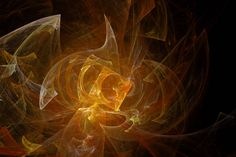 abstract image fractal