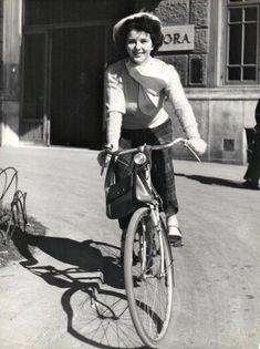 Delia Scala Bellezze in bicicletta Edizione Distribuzione Italiana Cinematografica 1951