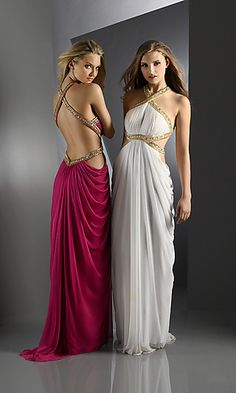 vestido grego - Pesquisa Google