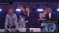Katy cheating on Riff Raff at MTV Vmas 2014 lool