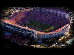 It's Saturday Night in Death Valley (LSU Football)