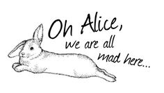 Oh Alice by becnellie on Polyvore featuring art