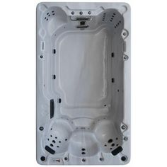 Canadian Spa Company St. Lawrence 12-Person 51-Jet Swim Spa-CSCSSSTL13 - The Home Depot