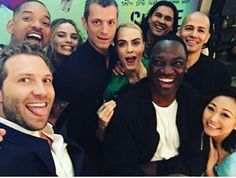 When the #skwad gets back together, you gotta do an epic selfie. - - -