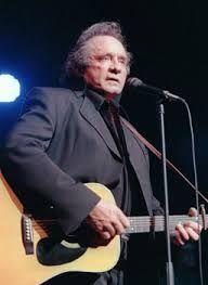 Johnny Cash Glasto