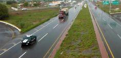 Ante pronóstico de lluvias extremas en Chihuahua la SCT llama a conducir con…