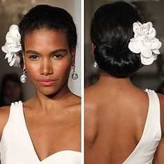 How To Choose African American Wedding Hairstyles | Hairstyles Weekly