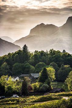 Little Langdale (Yorkshire, England) by Scott Rae
